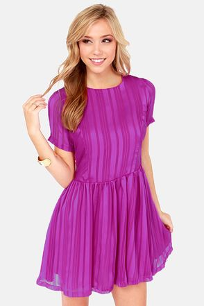 Lucca Couture Private Eye Backless Magenta Dress at LuLus.com!http://www.lulus.com/products/lucca-couture-private-eye-backless-magenta-dress/113186.html