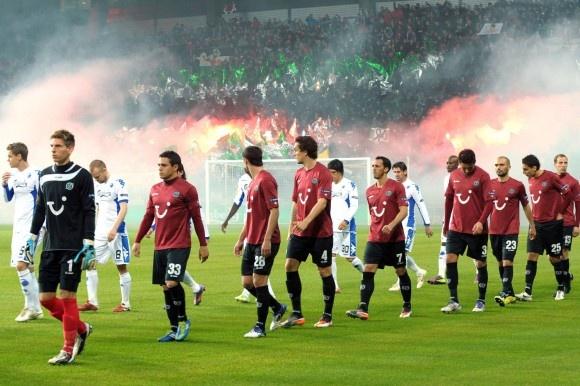 Hannover 96 @ Copenhagen