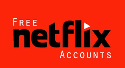 Free 1 Month Netflix Account