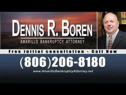 Amarillo Bankruptcy Attorney