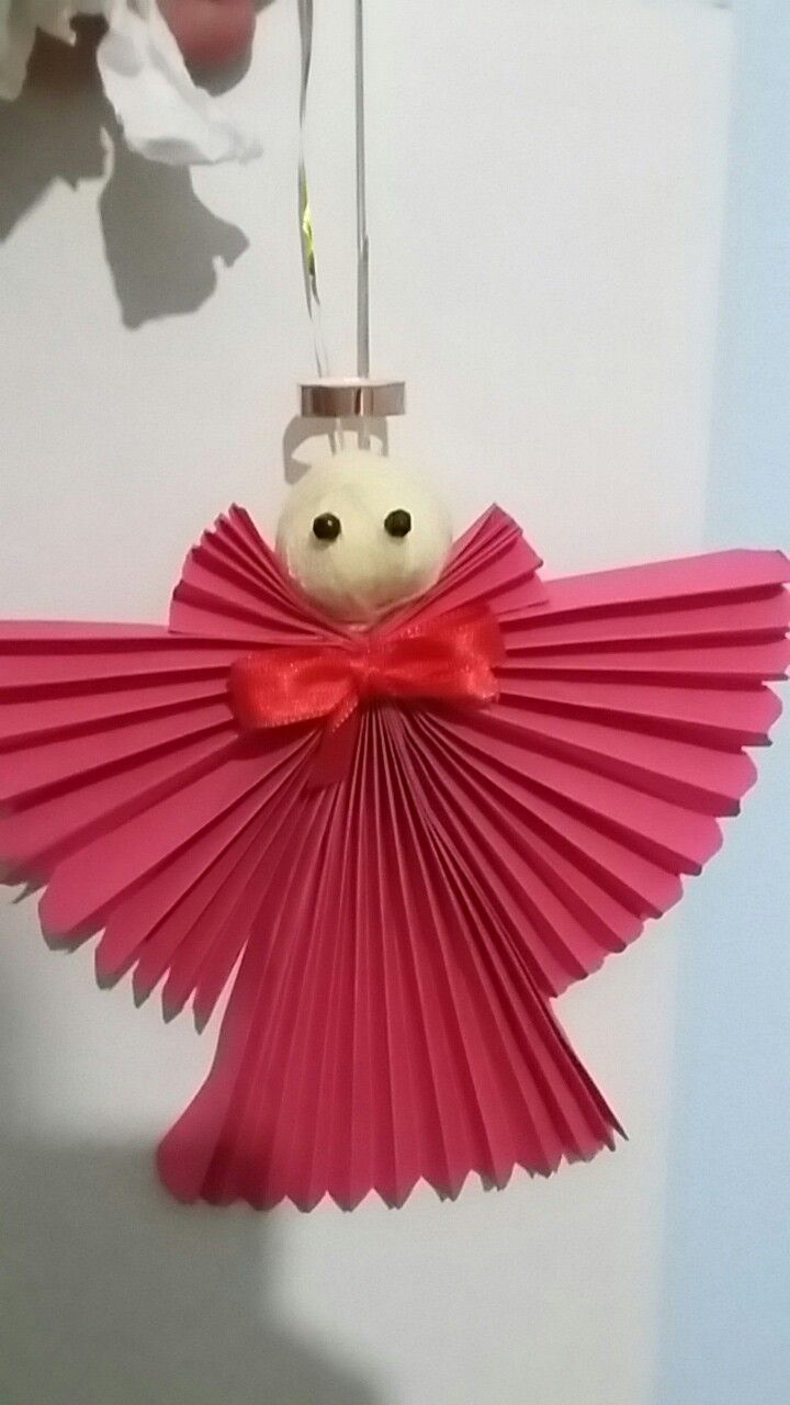Hand made angel