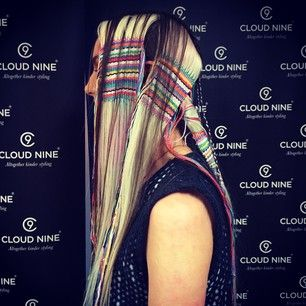 """Other times, the tapestries cover the entire head.   """"Hair Tapestries"""" Are The Modern-Day Version Of Vacation Hair Wraps"""