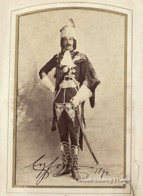 Archduke Otto Franz of Austria