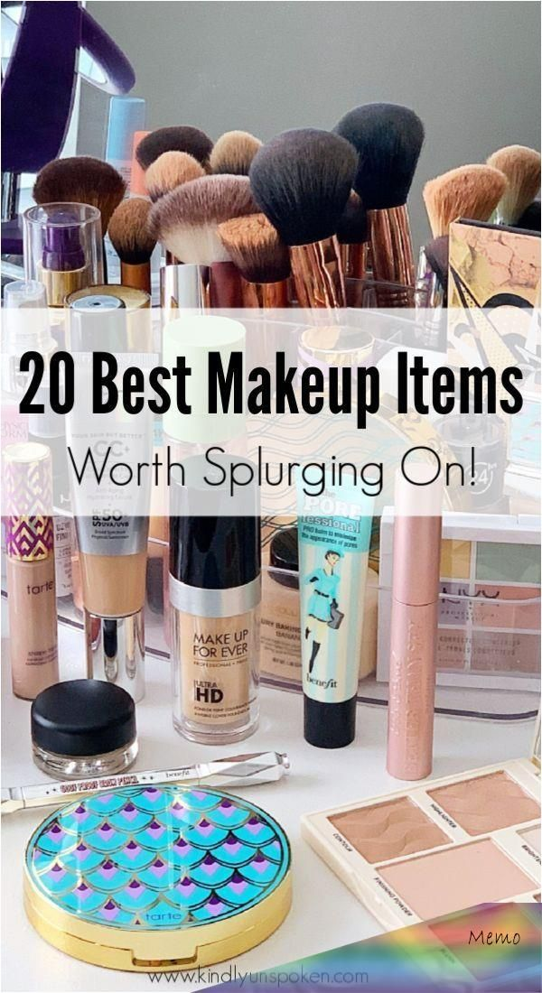 These are the best high end makeup products worth the
