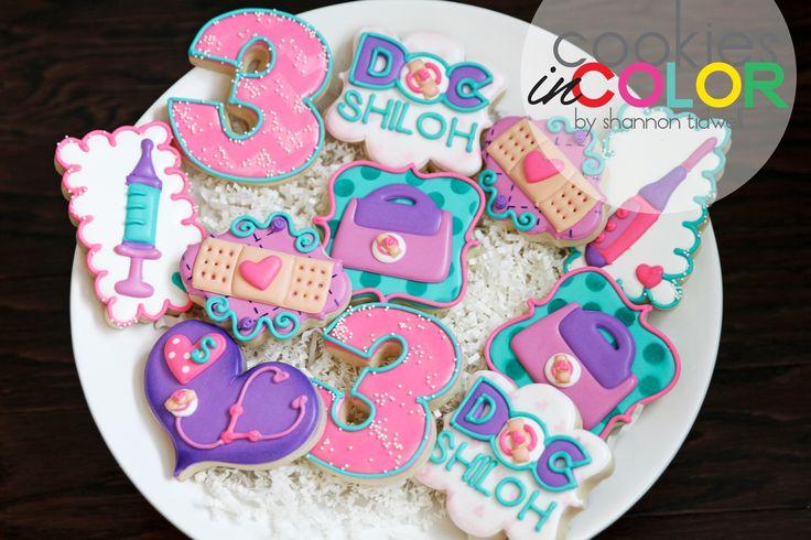 Doc McStuffins   Cookies In Color   Shannon Tidwell