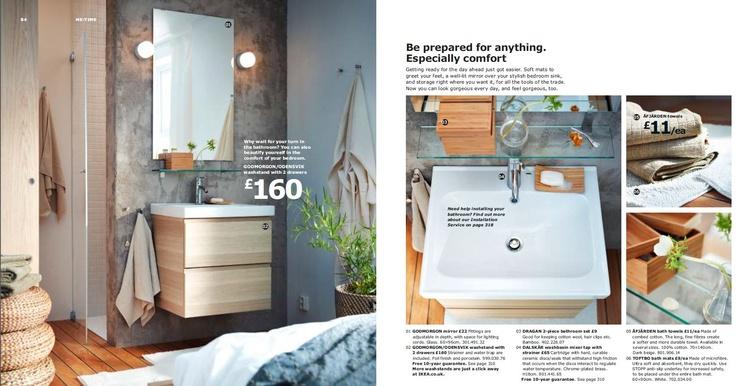 Bathroom design colours/materials