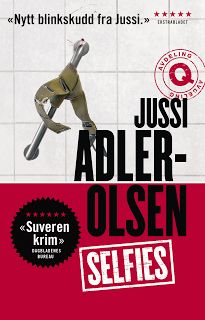 """ Born to be a reader "": Selfies av Jussi Adler-Olsen"