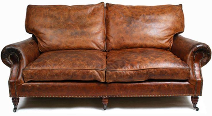 www.topolansky.co.za - Balmoral Vintage 2 seater sofa