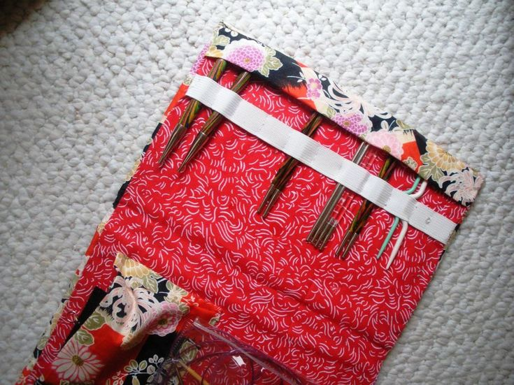 Knitting Materials : Images about crochet hook knitting needle storage