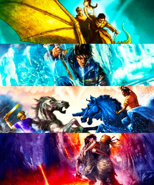 The Heroes of Olympus series by Rick Riordan. Continuation of the Percy Jackson and the Olympians series. Even better than the previous books.