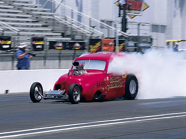 Fa Race Car