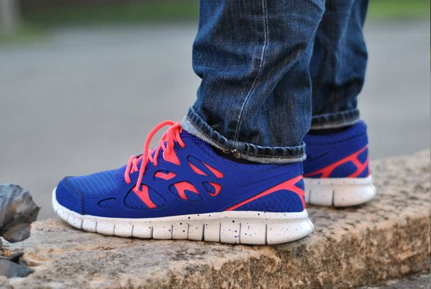 Nike Free Run+ 2 « Ultramarine »
