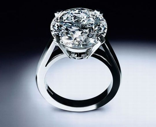This Is Only A Million Dollar Ring. My Future Husband Better Know My Ring  Size.