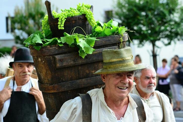 Contadini @FesteMadruzziane #trentino @ProLoco Calavino #tradizioni #turismo