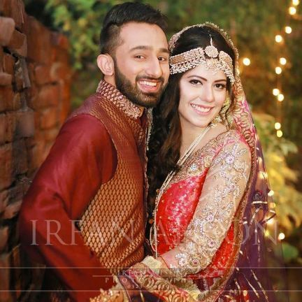 Most Recent Bridal Wear Fashion Lehengas Collection By Irfan 2015-2016