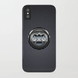 Shield Logo iPhone Case