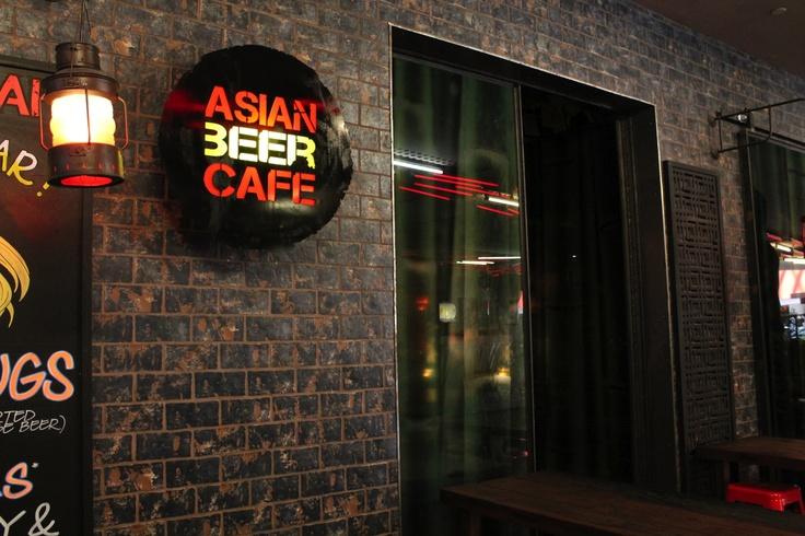 Asian Beer Cafe Entrance on Level 3 of Melbourne Central
