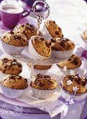 Milka čokoládové muffiny