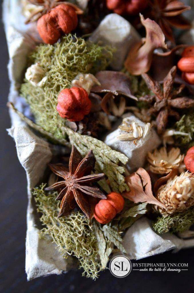 Homemade Fire Starters Christmas Decorations Pinterest Fire