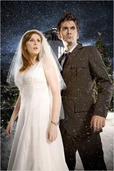 Doctor Who (2005) : photo Catherine Tate, David Tennant