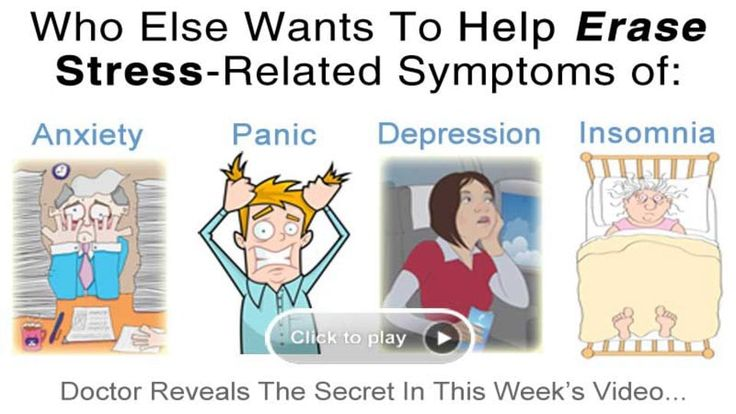"""Quickly """"Erase"""" Your Anxiety, Panic & Depression"""
