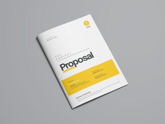 Proposal Template Proposal Templates Proposal Templates
