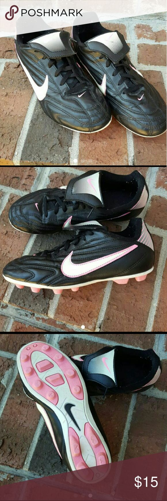 Nike turf shoes- kids Nike Cleats.  Good condition. Nike Shoes Sneakers
