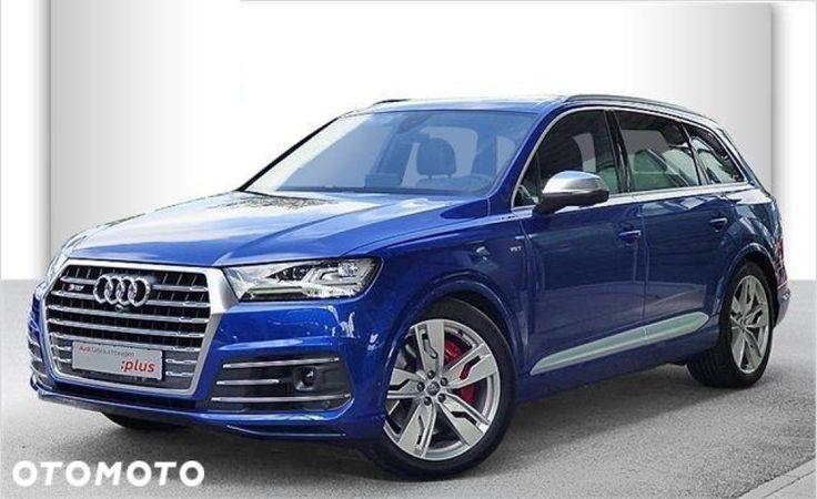 Audi Q7 - Audi Q7 3.0 TDI quattro 200 kW (272 KM) tiptronic