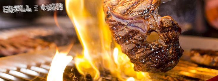 Wochenkarte, Abendkarte, Getränke, Angebote Im Steakhouse Muenchen, Grill Your Own