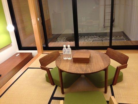 ホテルカンラ京都の和室メゾネット、カギロイルーム!の画像 | ホテルランキング&デパ地下王・ラッキーマンの おいしいコンシェルジュ