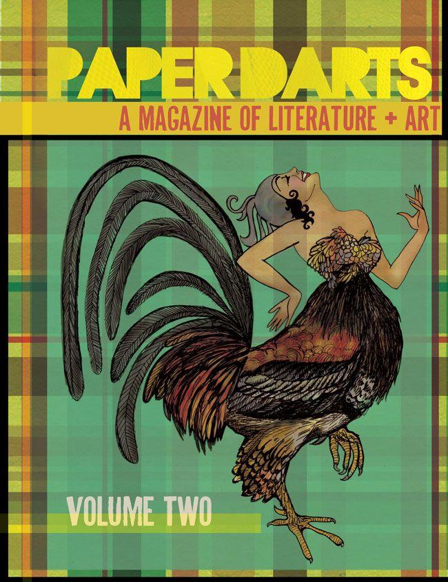 Paper Darts 12 best Best Literary Journal