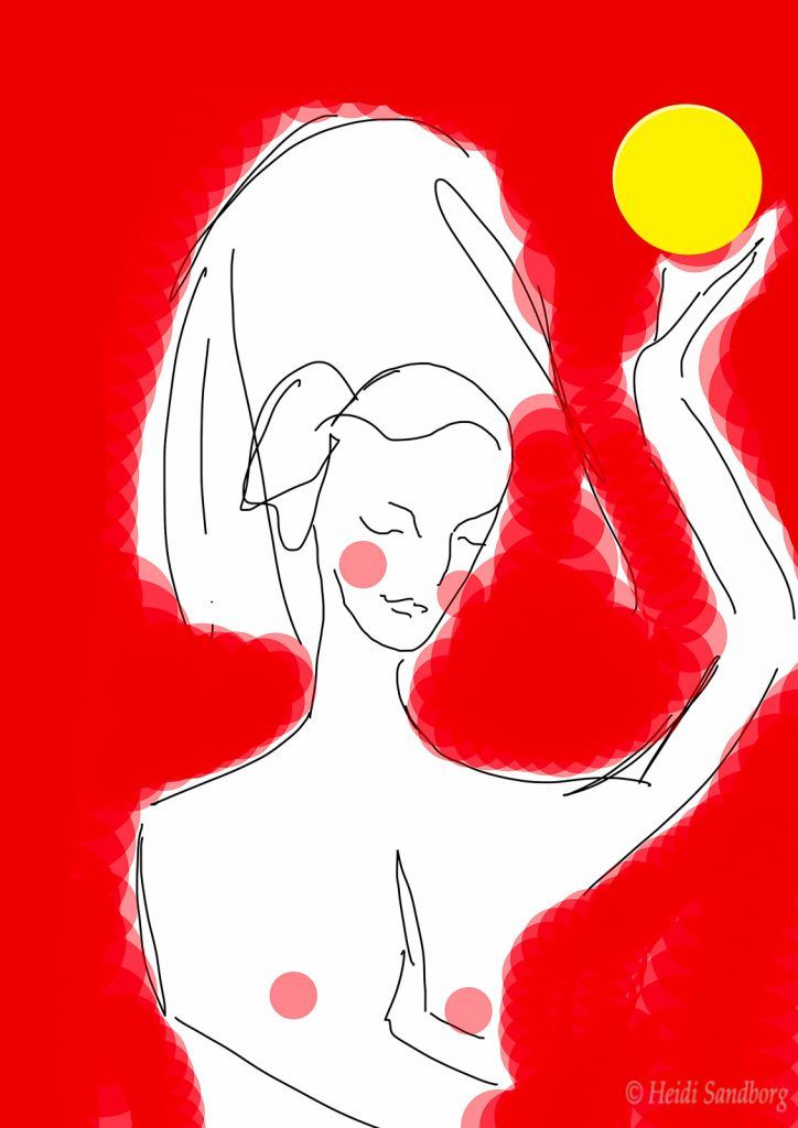 My flamenco