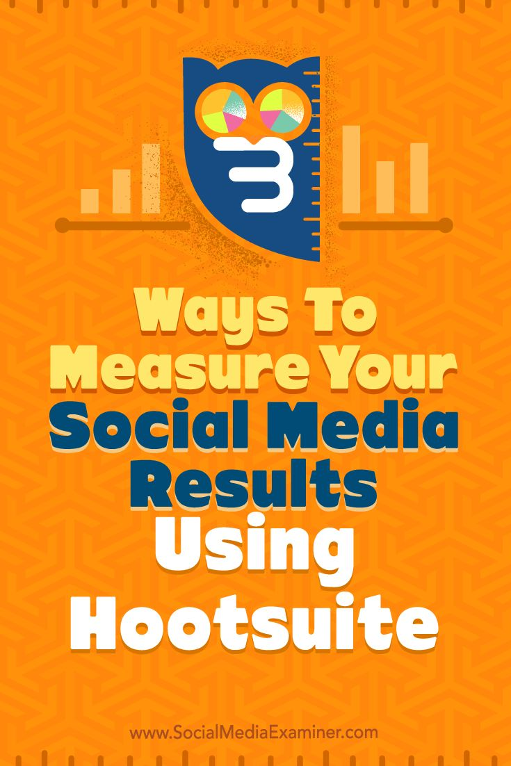 Are you managing your social media accounts with Hootsuite?  Using one tool to manage and report on your social media activities can save you valuable time.  In this article, you'll discover how to run social media reports inside Hootsuite. Via @smexaminer.
