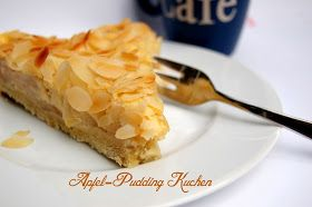 Julys süße Versuchung: Apfel-Pudding Kuchen nach Weight Watchers