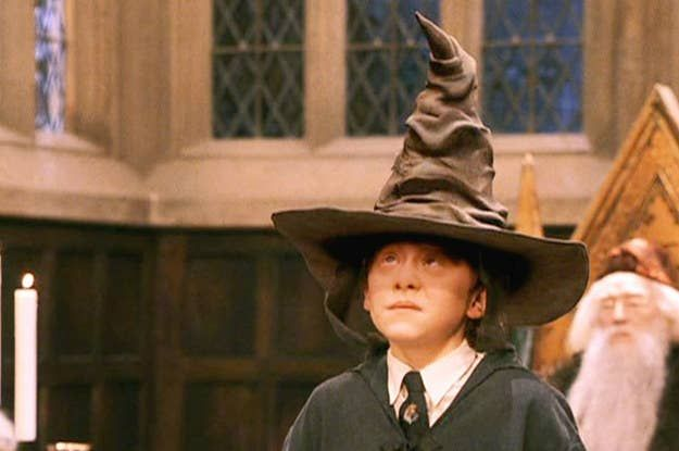 Answer These Moral Problems And The Sorting Hat Will Place You Harry Potter Sorting Hat Sorting Hat Hogwarts