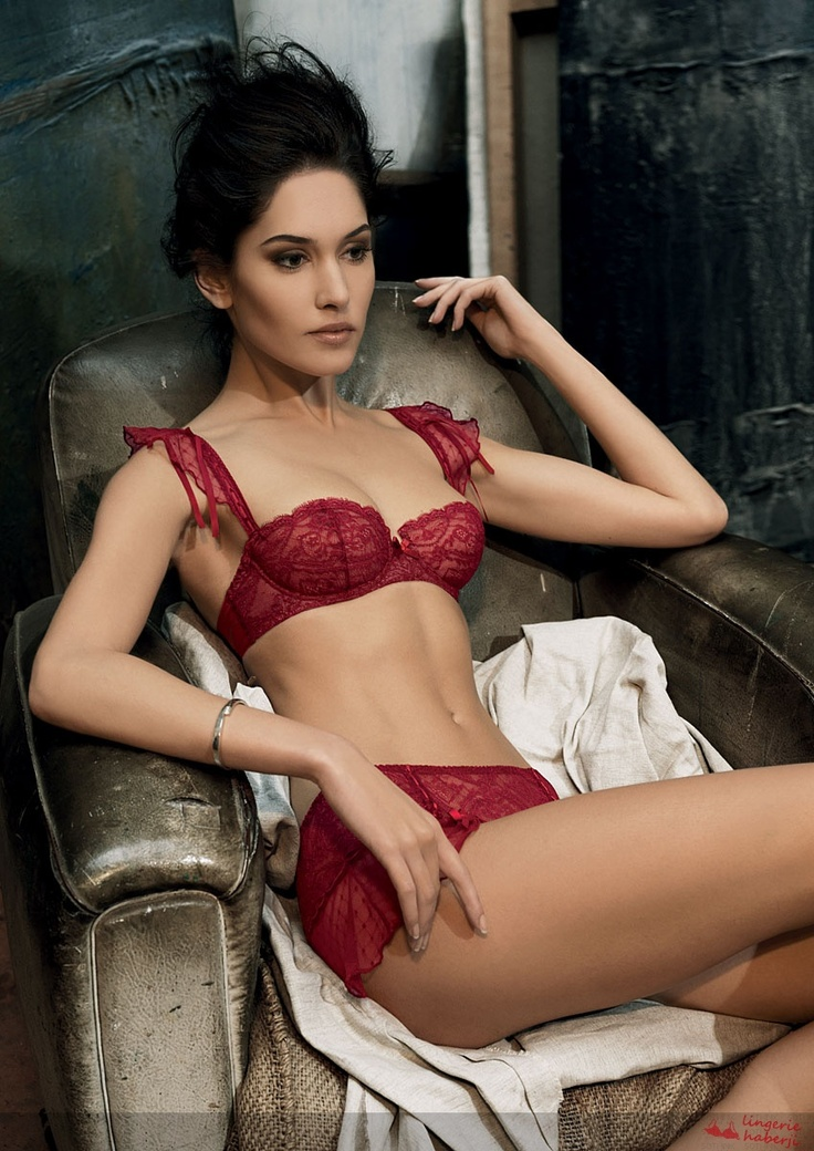 Lace Lingerie Red - Sexy Lingerie and Underwear