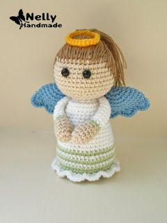 Amigurumi Angel - FREE Crochet Pattern / Tutorial