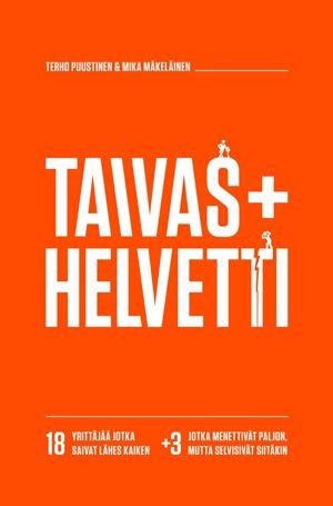 Taivas + Helvetti. Terho Puustinen & Mika Mäkeläinen