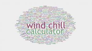 Wind Chill Calculator http://www.howmuchdoi.com/uncategorised/Wind-Chill-Calculator-354.html