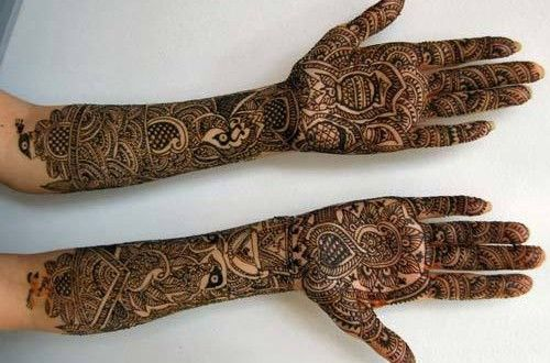 Outstanding Dulhan Mehndi Designs For Hands   #ArabicMehndi #BridalDesigns #DulhanMehendi