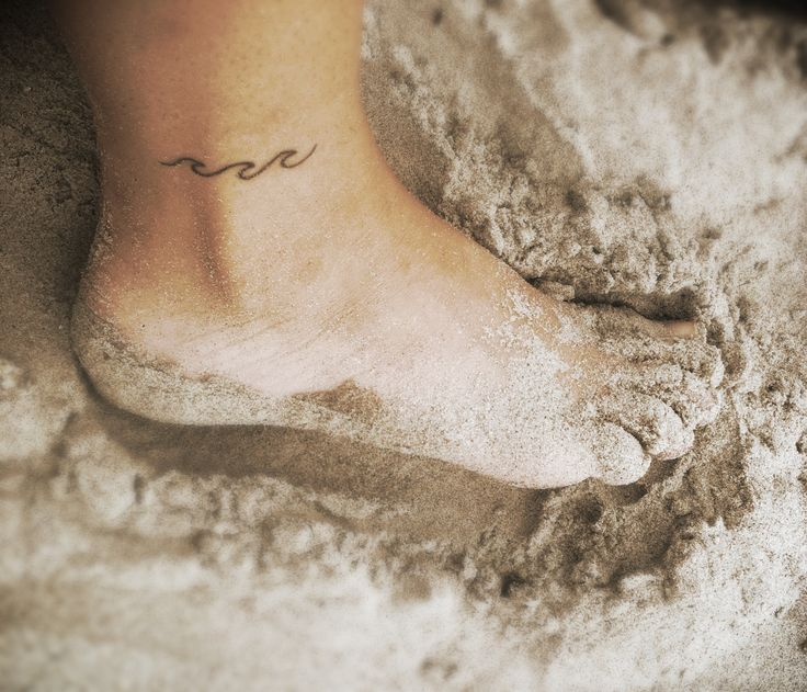Small wave tattoo ink pinterest ribs god and carmen for Henna tattoos locations
