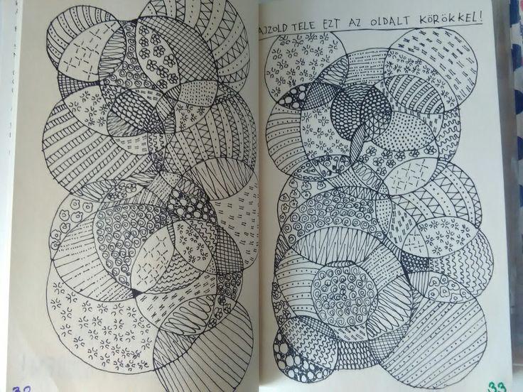 Nyírd ki ezt a naplót  rajz: Vadászi Tiana