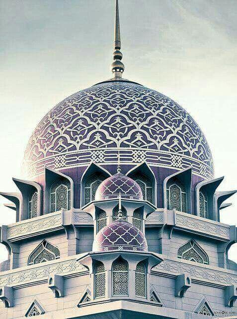Masjid Putrajaya, Malaysia