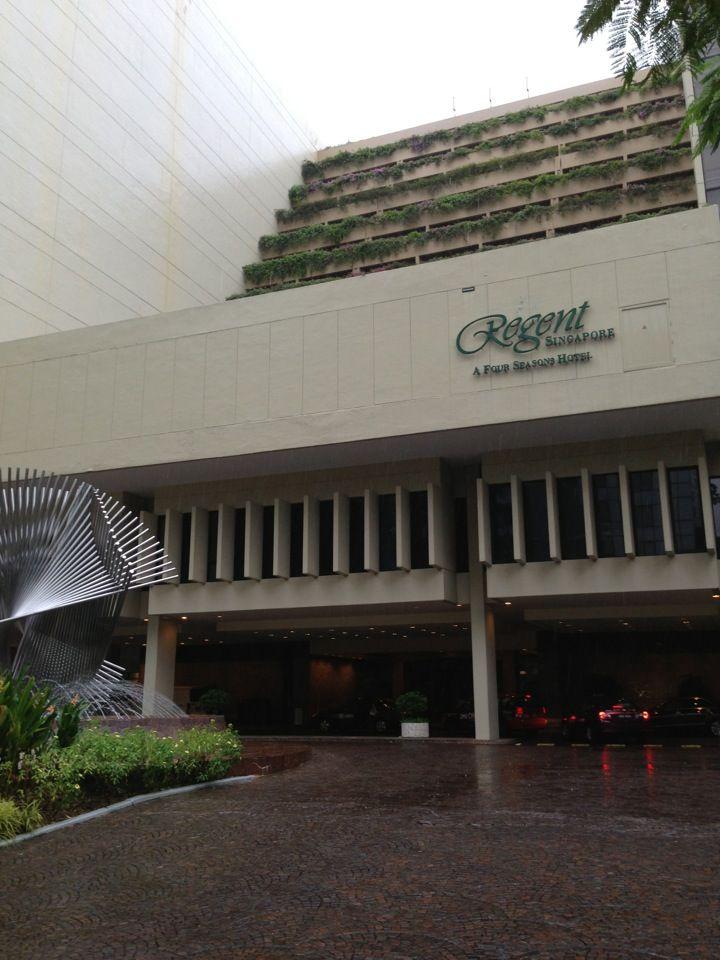 Regent Singapore in Singapore