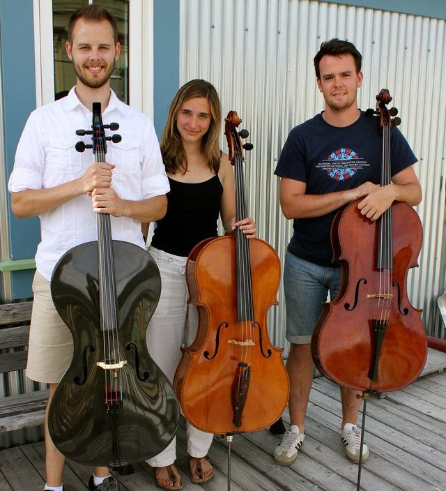 """""""They just don't stop!"""" That's the coordinator of the Yukon Cello Project, Nico Stephenson, describing the energy and enthusiasm his students bring to music class each day. """"Whether that's playing cellos, or playing outside, they just don't stop."""""""