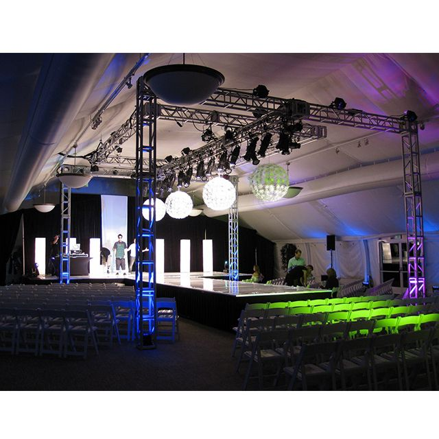 300x300 Bolt Aluminum Stage Lighting Truss For System