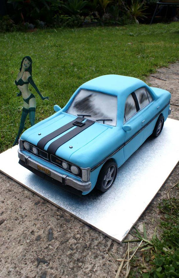 Best Car And Motorcycle Cakes Images On Pinterest Motorcycle