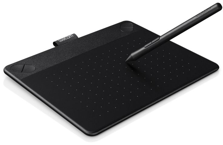 Wacom Intuos Comic Pen & Touch Medium - Digitizer - 15.2 x 9.5 cm - sort | Computersalg.dk : Alt inden for bærbare, computere, tablets, ipad, grafikkort, servere, kamera, gopro, gps, print, iphone. Altid de rigtige priser!