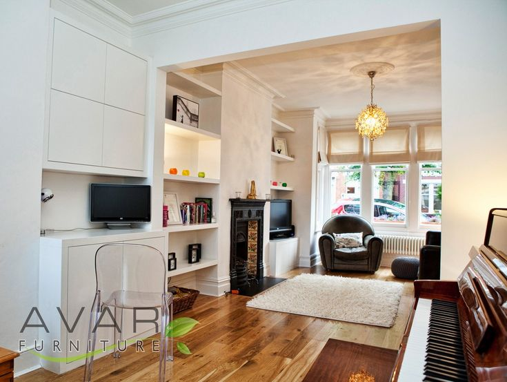 Fitted Shelving Alcove Furniture Room View London From Avar Dinning IdeasDining