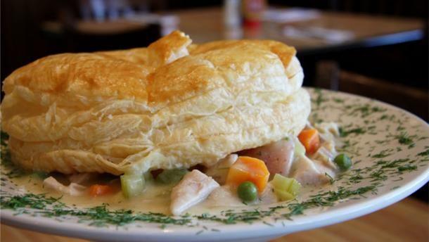 Kenny & Ziggy's Chicken Pot Pie | Texas Monthly